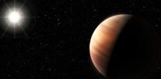 HIP 11915 b v představách malíře, credit: ESO/M. Kornmesser