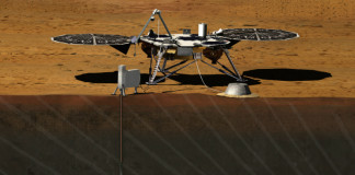 Sonda InSight, foto: NASA