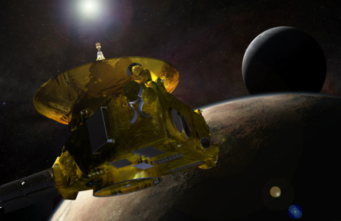 New Horizons, Credit: Johns Hopkins University Applied Physics Laboratory/Southwest Research Institute (JHUAPL/SwRI)