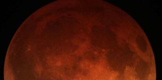 Zatmění Měsíce, foto: Tomruen, CC BY-SA 3.0, Wikipedia