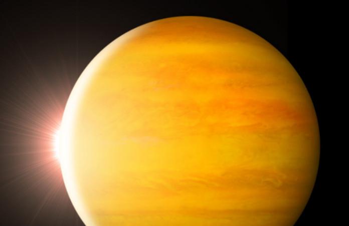 Exoplaneta 51 Peg b