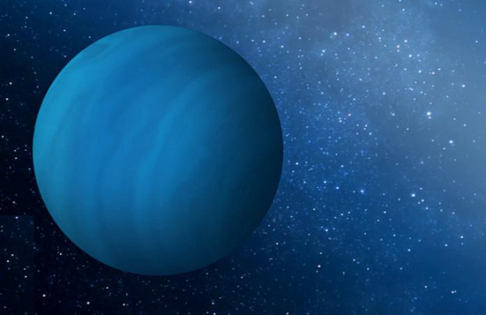 Bludná planeta v představách malíře, credit: SwRI.