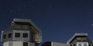 Magellanovy dalekohledy, Autor: Jan Skowron, CC BY-SA 3.0, Wikipedia