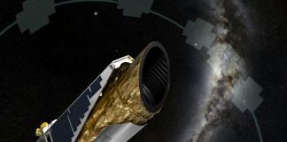 Dalekohled Kepler, credit: NASA