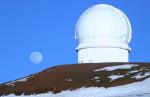 Canada-France-Hawaii-Telescope, Zdroj: Vadim Kurland; CC BY 2.0, Wikipedia