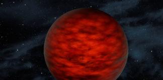 Bludná planeta v představách malíře. Credit: NASA, JPL