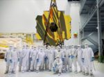 Stavba dalekohledu JWST je už v plném proudu. Credit: NASA