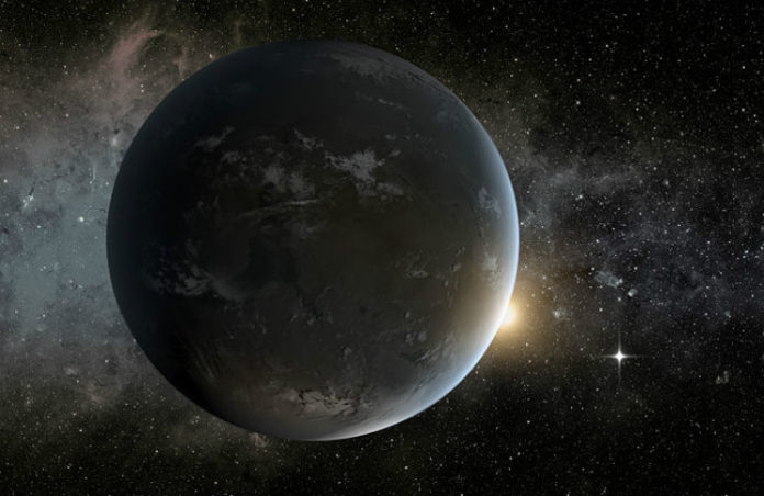 Kepler-62f, credit: NASA
