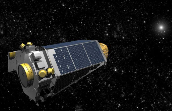 Kepler, credit: NASA