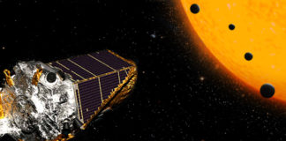 Kepler, credit: NASA
