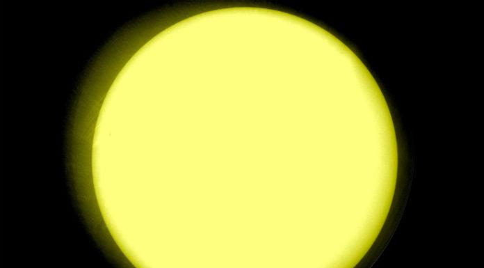 Slunce 14. ledna 2017. Foto: SDO, NASA, ESA
