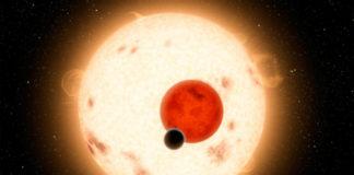 Cirkumbinární planeta, Credits: NASA/JPL-Caltech/R. Hurt