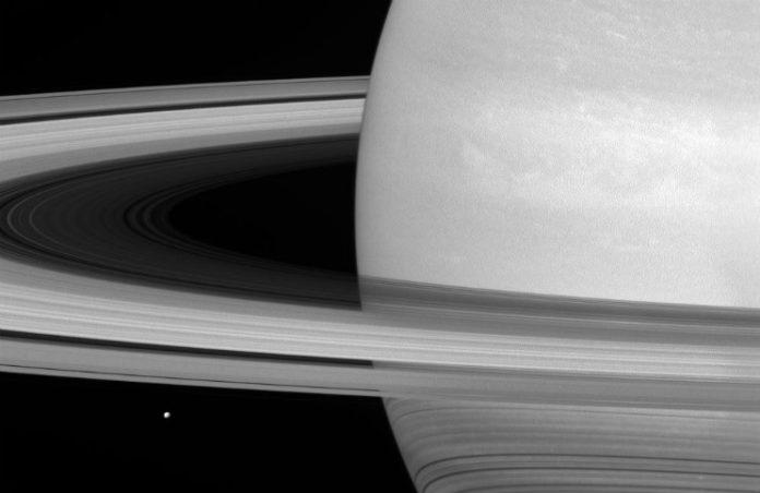 Saturn. Credit: NASA/JPL-Caltech/Space Science Institute