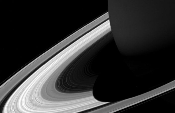 Saturn. Credit: NASA