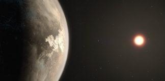 Ross 128 b. Credit: ESO/M. Kornmesser