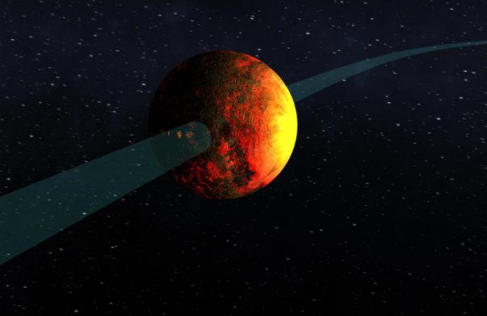 Planety s ultra krátkou oběžnou dobou. Credit: NASA