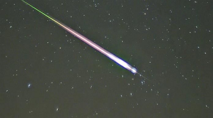 Meteor (ilustrační foto). Autor: Navicore, WIkipedia, CC BY 3.0
