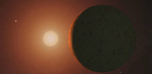 TRAPPIST-1. Credit: NASA/JPL-Caltech