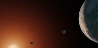 Planetární systém. Credit: NASA/JPL-Caltech