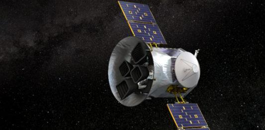 TESS. Credit: NASA