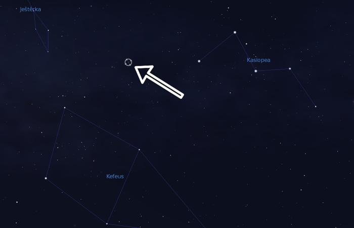 Zdroj: Stellarium