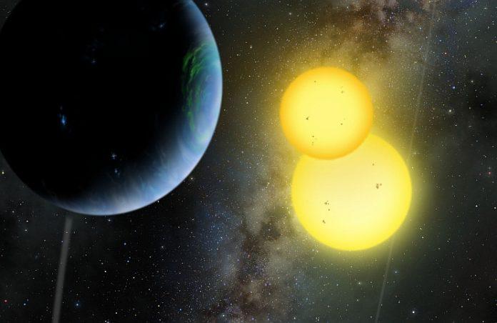 CIrkumbinární planeta